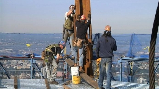 [NY] Sky Cowboys: Working at Top of World Trade Center
