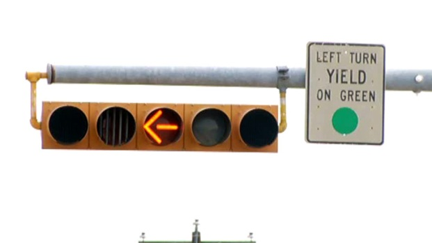 [DFW] New Turn Signals for Arlington