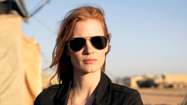 """[NATL] Jessica Chastain Says """"Zero Dark Thirty"""" Most Difficult Experience"""