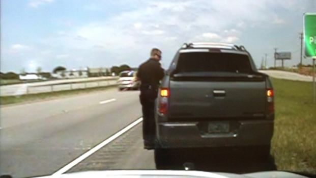 [DFW] Zimmerman Stopped in N. Texas With Gun in Truck