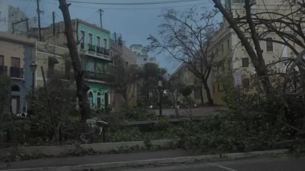 [NATL] Catastrophic Damage in Puerto Rico After Hurricane Maria Pounds the Island