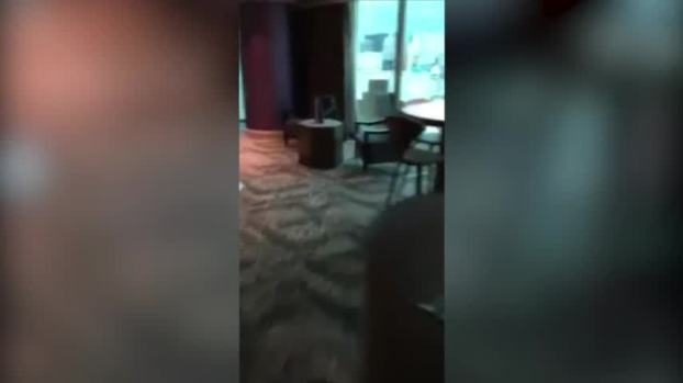 Footage Shows Vegas Gunman's Room in 2016