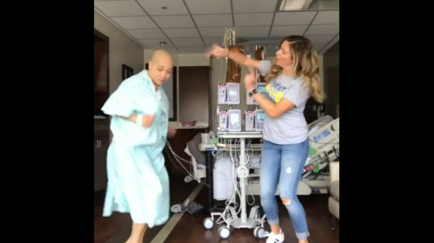 [NATL-LA] Woman With Cancer Dances Her Way Through Chemo