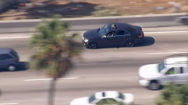 "[LA] Covering Car Chases: ""There's No Going Back"""