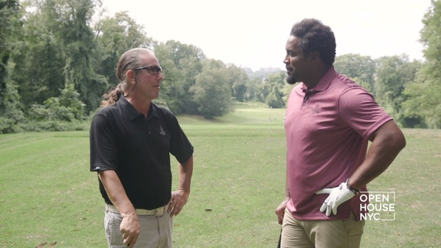 Golfing in America's Oldest Public Golf Course