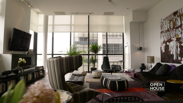Designer Tour:  Inside the Brooklyn Home of Winka Dubbeldam