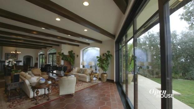 A Mediterranean Estate in Beverly Hills