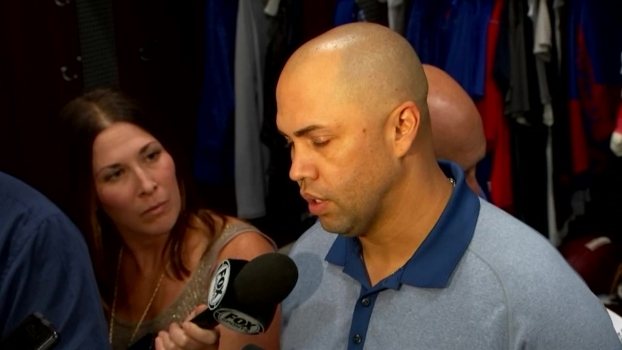 Beltran Wants to Stay With the Rangers