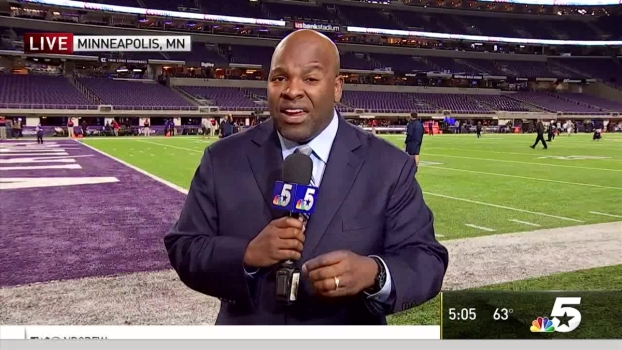 Newy Scruggs Previews Cowboys-Vikings Game