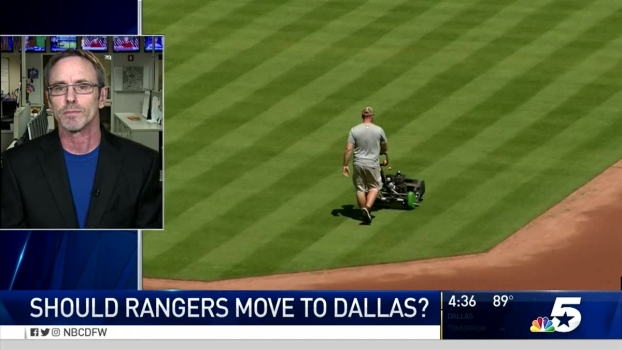 Should the Rangers Move to Dallas?