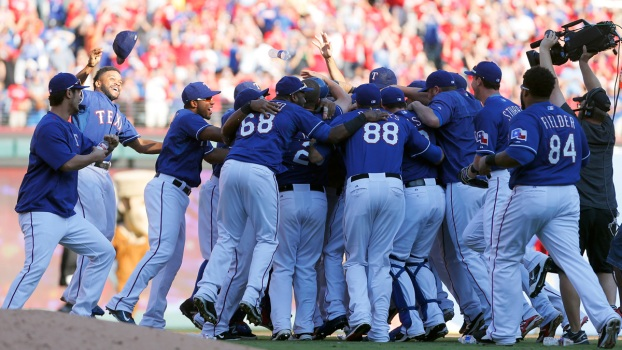 5 to Know for the Rangers in the ALDS
