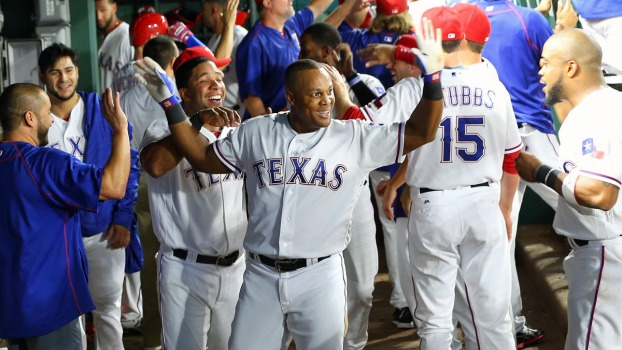 Beltre Excited About The Upcoming Rangers Season