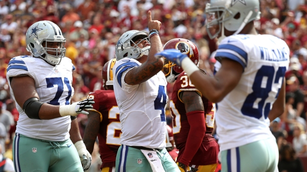5 Things To Know About Cowboys Win Over Redskins