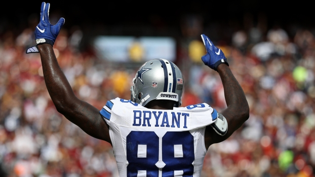 Importance of Bryant in Cowboys Win