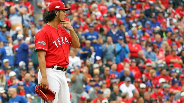 Rangers Down 0-2 as ALDS Now Moves to Toronto