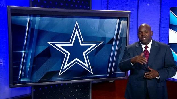 Newy Scruggs' Prediction for Cowboys-Eagles Sunday Night