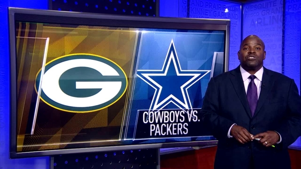 Newy Predicts Cowboys-Packers Winner