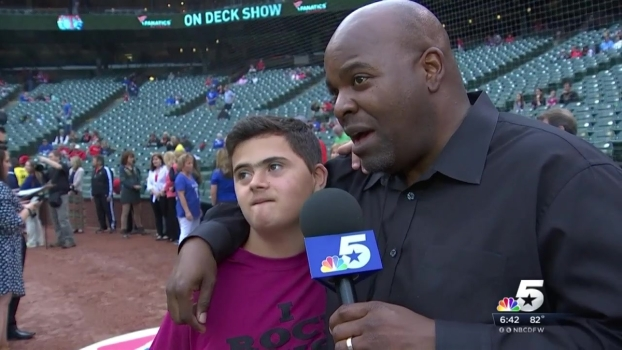 Newy Scruggs Makes Teen's Dream Come True