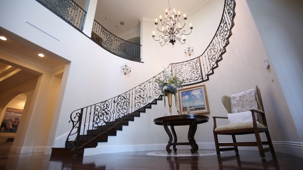 A Grand Estate Designed by Maya Williams