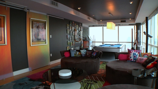 Square Feet: Inside the Penthouse at Ariel Towers
