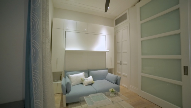 A Small Space Made to Feel Larger