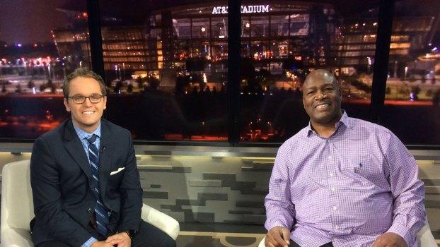 Charles Haley on Cowboys Win Streak, Jerry Jones Hall of Fame Chances