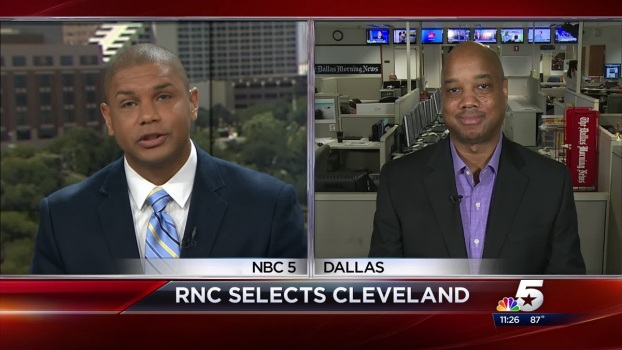 Dallas News on Cleveland Hosting 2016 GOP Convention