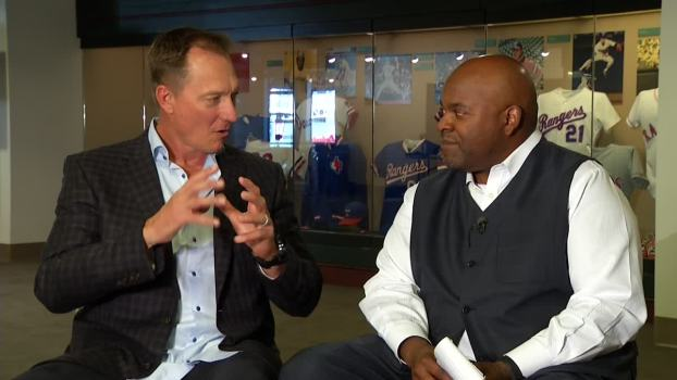 One on One with Jeff Banister: Part 1