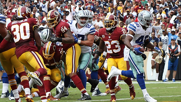 How the Loss to the Cowboys Affects the Redskins