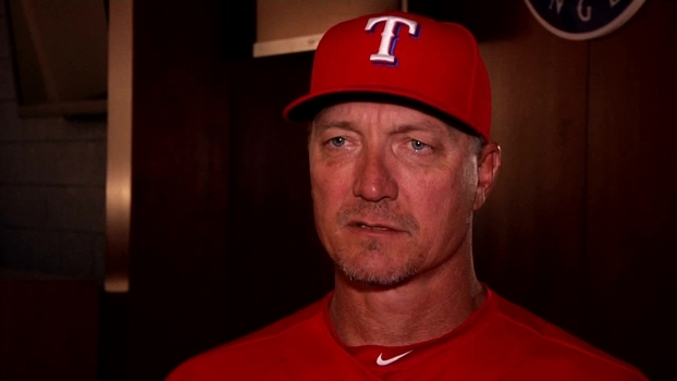 Jeff Banister Knew Ian Desmond Had it in Him