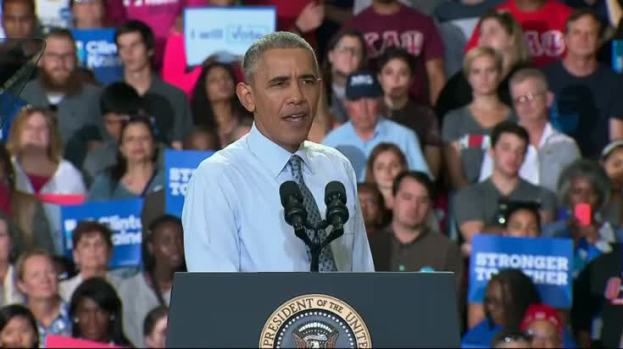 [NATL] Obama Slams Trump's Support of Working-Class Voters