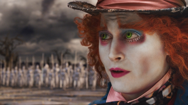 "[POP] Check Out These Pics From Johnny Depp's ""Alice in Wonderland"""