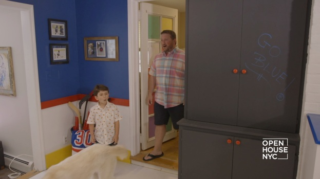 Design Fix: George Redesigns a Little Boys Playroom