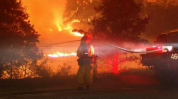 [BAY] Mt. Diablo Morgan Fire Sparked by Target Shooting