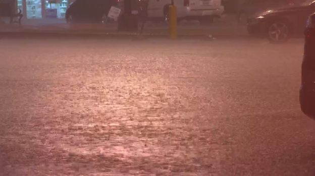 Minor Flooding Problems in Denton County