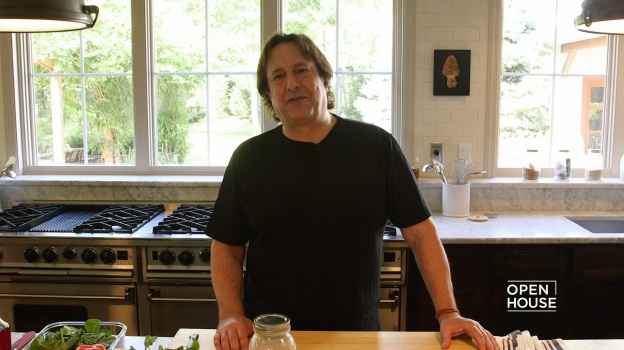 At Home with Chef Eric Bromberg