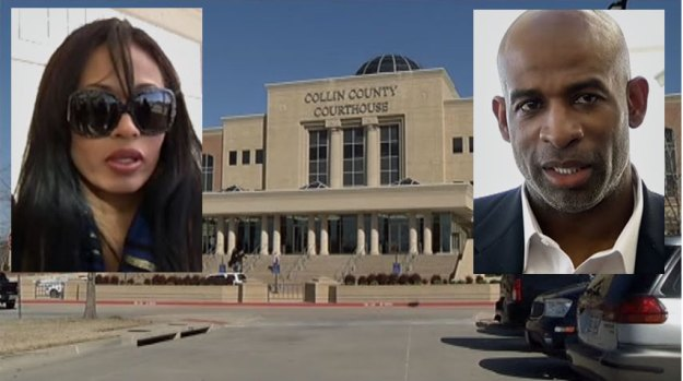 [DFW] Deion and Pilar Sanders Discuss Their Children in Court: Day Two