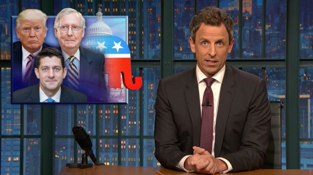 [NATL] 'Late Night': A Closer Look at How Republicans Are Pushing Their Tax Plan After Election Losses