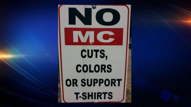 [DFW] Bars Banning Motorcycle Club Shirts, Colors
