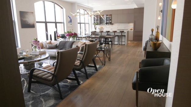 Designer Tour: Trendy Tribeca Living