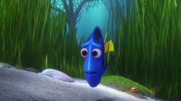 Gary Cogill Reviews 'Finding Dory'