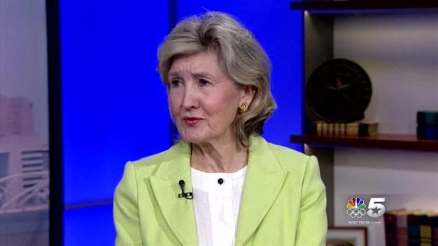 Lone Star Politics: Kay Bailey Hutchison on Trump