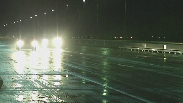 Wet Roads Possible Through Wednesday Afternoon