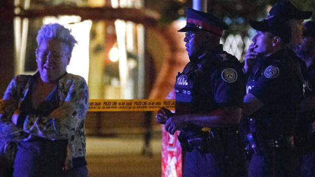 Gunman Opens Fire on Toronto Eateries Killing 1, Hurting 13