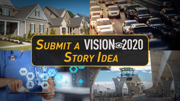Submit Your Vision 2020 Story Idea