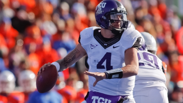 Coach: TCU QB Failed Drug Test