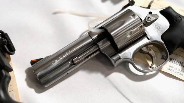 Texas Senate Approves Open Carry of Handguns
