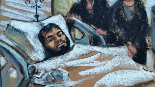 New York Subway Bombing Suspect Indicted on Terrorism Charges