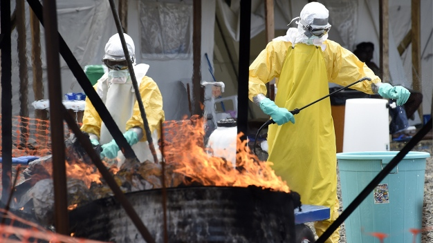 What to Know: How Ebola Is Spread