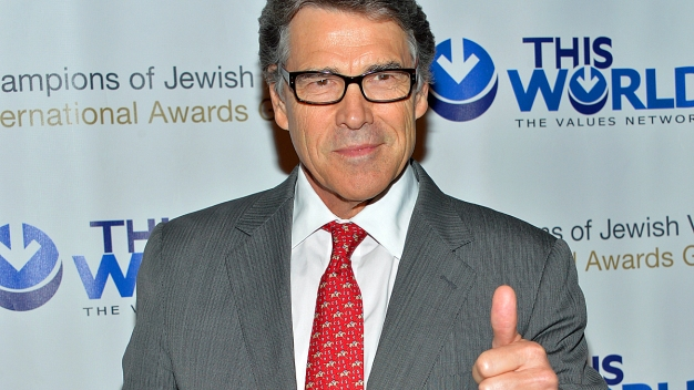 Perry to Speak at Israel Rally in Dallas Wednesday